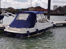2000 regal 2150 lsc cuddy sports cruiser full service