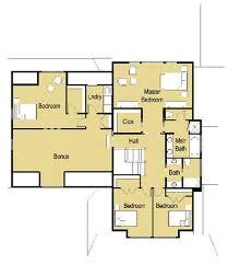 Modern House Design Floor Plans House Designs And Floor Plans - Contemporary home design plans