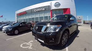 nissan armada 2017 for lease 2017 nissan armada sl by nelson mason collins nissan st