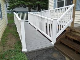 Wheelchair Ramp Handrails Handicap Ramp U2026 Pinteres U2026