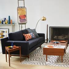 West Elm Tripod Table The Stylist Top 5 Tips To Create Mid Century Modern Style At Home