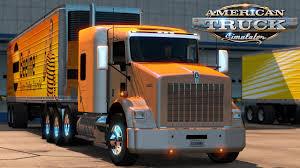 kenworth california american truck simulator kenworth t800 beeline carlsbad to