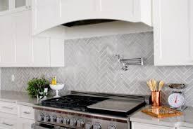 Design Trends  Ways To Use Herringbone In Your Kitchen - Herringbone tile backsplash