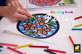 Coloring Ideas by Host An Coloring Party Bulbhead