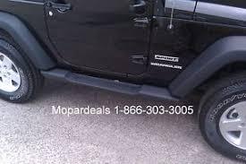mopar side steps for jeep wrangler unlimited 2007 2016 jeep wrangler jk 2 door mopar side steps running