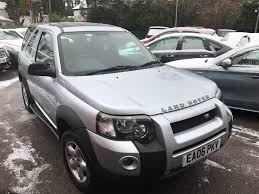 land rover freelander 2006 used land rover freelander 2006 for sale motors co uk