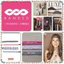 banded headbands 40 banded2gether accessories banded headbands from