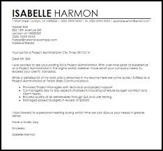 city manager cover letter city manager cover letter sample