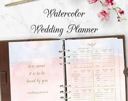 wedding planner journal wedding planning journal printable wedding planner printable