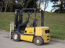 yale 3 ton diesel fork lift champion machinery sales