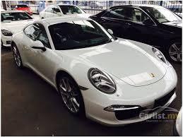 2012 porsche 911 s price porsche 911 2012 s 3 8 in selangor automatic coupe white