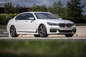 video carwow drives the 2017 bmw 7 series