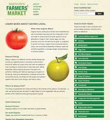 midtown farmers u0027 market branding jon masterson
