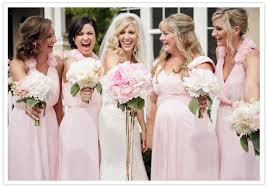 pink and gold california wedding taylor joey real weddings