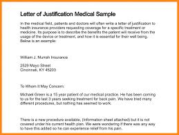 9 medical letter sample model resumed