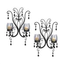 Tuscan Candle Wall Sconces Decorative Wall Sconces 2 Roselawnlutheran