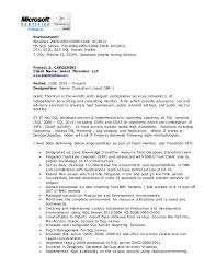 Sql Dba Sample Resume by Resume Pradeep Sql Dba