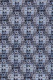 havana wedgewood ikat fabric cut yardage textile