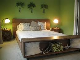 bedroom bedroom interior white stained wooden single bed with