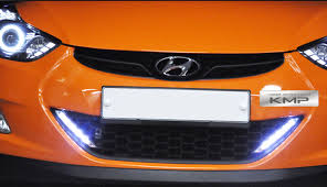 hyundai elantra daytime running lights hi led daytime running light daylight drl for hyundai 2011