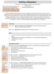australian resume backpackers example how to write professional