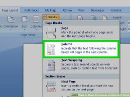 how to make brochures on microsoft word with pictures wikihow