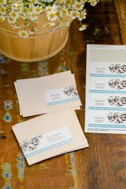 Avery Invitation Cards A Country Brunch Wedding