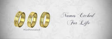 how to engrave a ring engraved wedding rings in online india augrav personalized