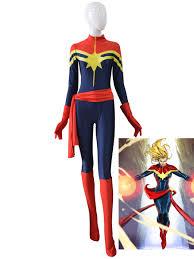 Marvel Halloween Costumes Adults Buy Wholesale Captain Marvel Halloween Costume China