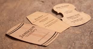 24 wooden business card designs unique business cards