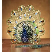 peacock fan deco peacock fan