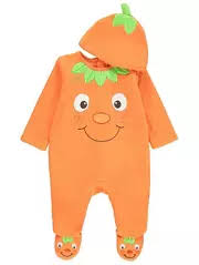 Baby Halloween Costumes Pumpkin Baby Halloween Costumes George Asda