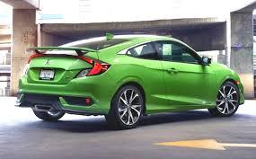2019 honda civic si price car us release