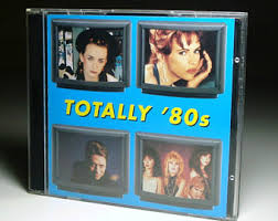 totally 80s cd rock cd etsy