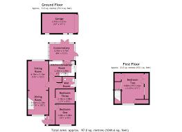 bed semi detached bungalow for sale in waverley road swindon