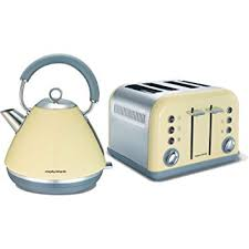 Morphy Richards Toasters And Kettles Morphy Richards Kettle And Toaster Sets 11800