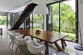 giardini interni casa thao dien house pareti vegetali per una completa integrazione tra