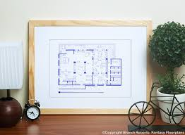 Tv Show Apartment Floor Plans Richard Castle Apartment Blueprint Tv Show Floor Plan Home