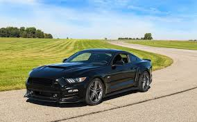 roush mustang gt roush reveals its take on the 2015 ford mustang