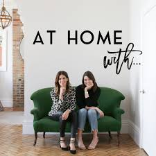 at home with on acast