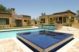 Glass Tile Swimming Pool Designs