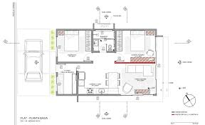 gallery of box house 1 1 arquitetura design 18 box house plan