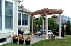 Building A Arbor Trellis Pergola Trellis Builder Columbus Ohio For Deck Shade U0026 Cover Suncraft