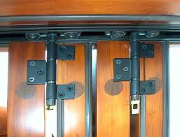 Bifold Closet Door Hinges Custom Bifold Closet Door Vennett Smith