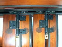 Bifold Closet Door Hinges Custom Bifold Closet Door Vennett Smith