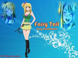 lucy heartifilia fairy tail guild of magnolia wallpaper