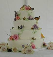 butterfly wedding cake weddingspies butterfly wedding cake butterfly release and other
