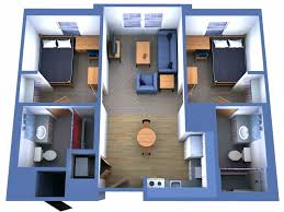 interior layout for south facing plot decoration two bedroom design plan house for south facing plot