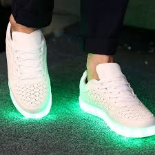 led light up shoes for adults led light up shoes lighting sneaker sports shoes light up