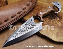 exclusive hand engraved d2 knife 2111w bicak pinterest